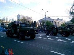 ОБСЕ зафиксировала на Донбассе колонны военных грузовиков, которые въехали через границу