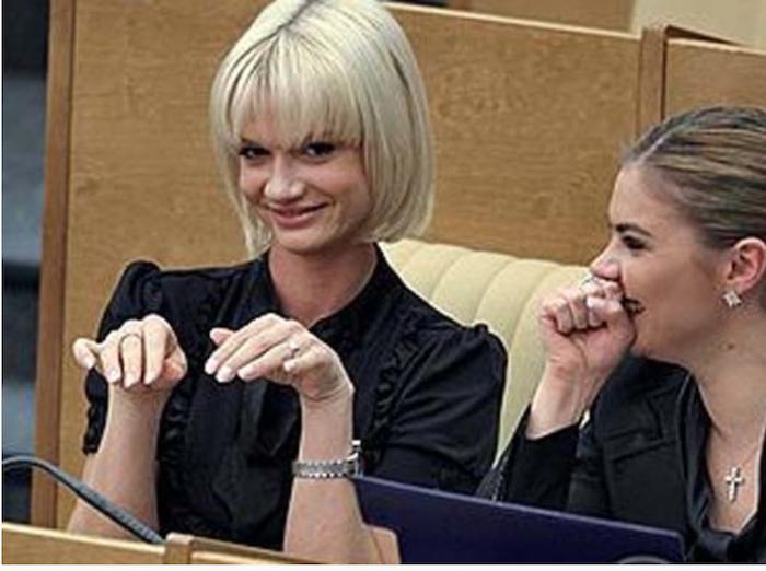"""Светлана Хоркина: """"Я никогда не позволю оскорблять и унижать нашу страну"""""""