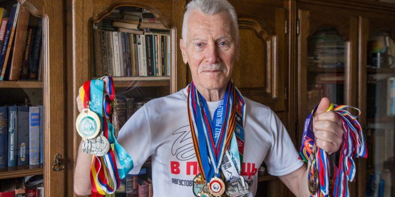 Удивительный бегун – 180 марафонов после 52 лет : Общество Newsland – комментарии, дискуссии и обсуждения новости.