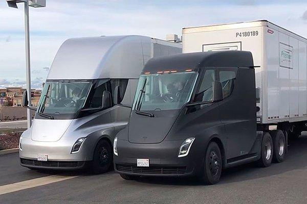 Преимущества электротягача Tesla Semi могут обернуться недостатками