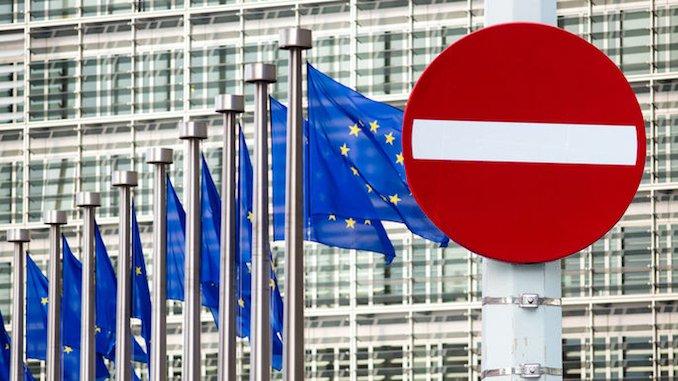 Разъединительные санкции Евросоюза