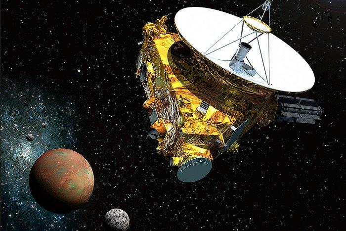 Как миссия НАСА к Плутону чуть не пропала