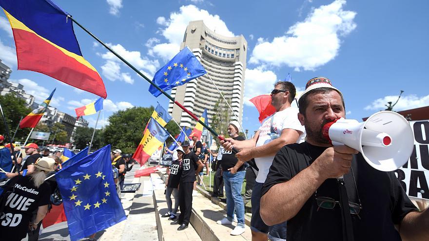 Нищета и протесты в Румынии: чем заканчиваются мечты о жизни в ЕС : Политика Newsland – комментарии, дискуссии и обсуждения новости.