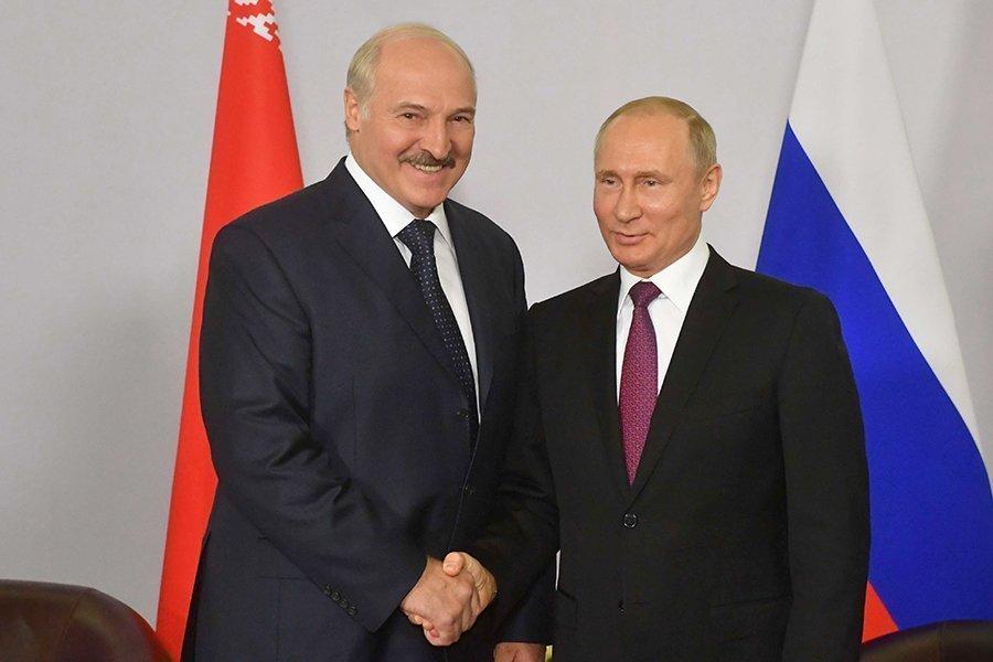 Хитрый ход: что задумали Путин и Лукашенко? : Политика Newsland – комментарии, дискуссии и обсуждения новости.