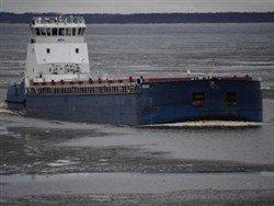 Пьяный российский капитан посадил корабль на мель у берегов Швеции