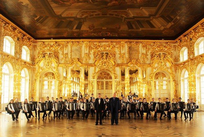 В Москве состоится концерт Оркестра баянистов им. П.И. Смирнова