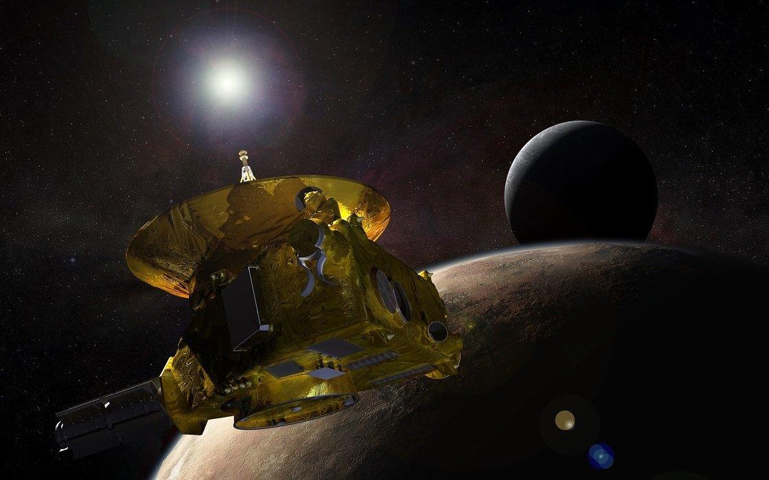Станция New Horizons впервые сфотографировала объект 2014 MU69 : Наука и технологии Newsland – комментарии, дискуссии и обсуждения новости.
