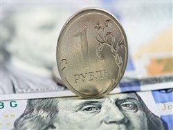 Доллар дорожает на торгах, евро поднимался до 77 рублей