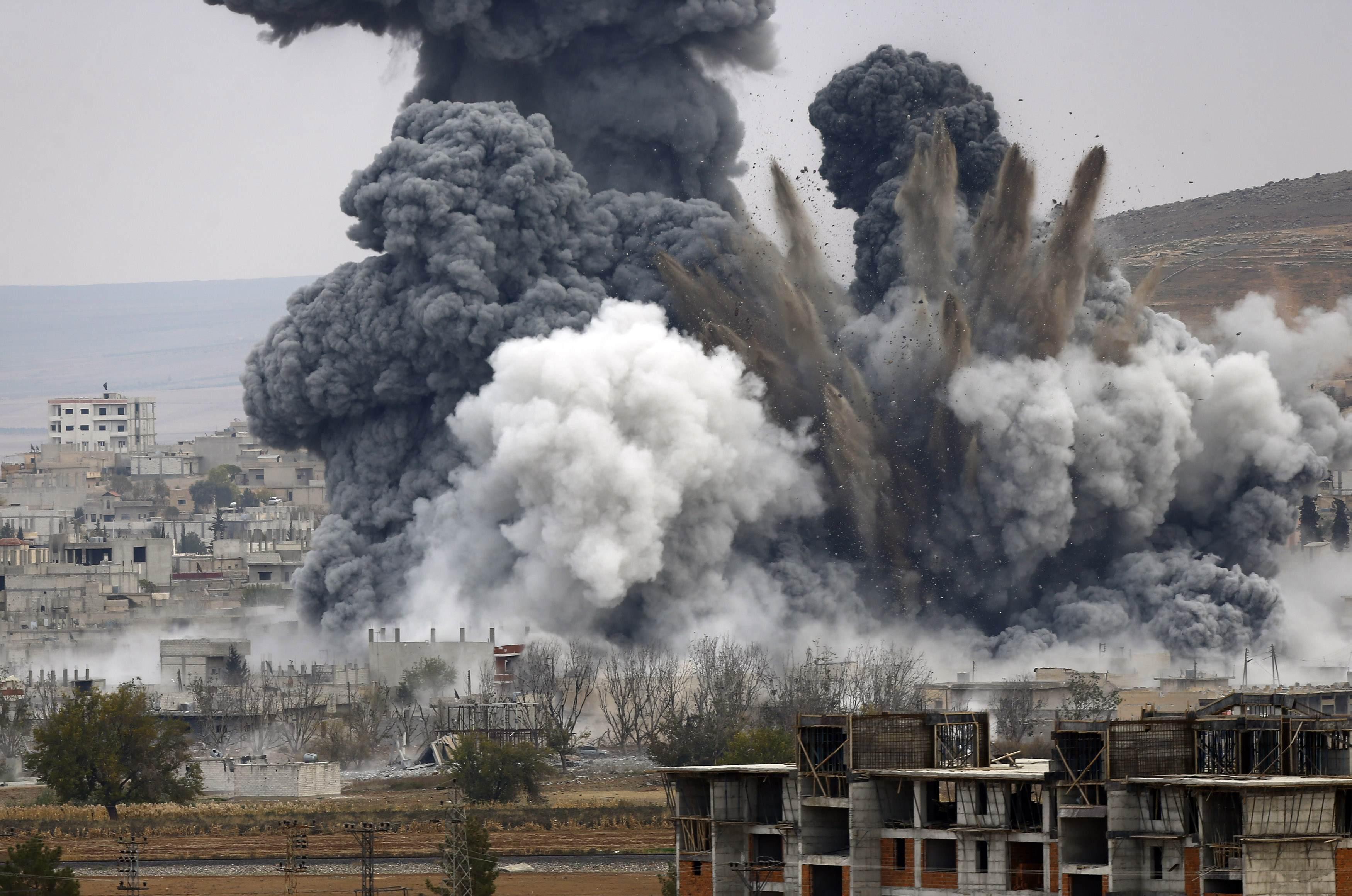7 лет кровавой бойни в Сирии: США отказывается нести финансовую ответственность : Политика Newsland – комментарии, дискуссии и обсуждения новости.