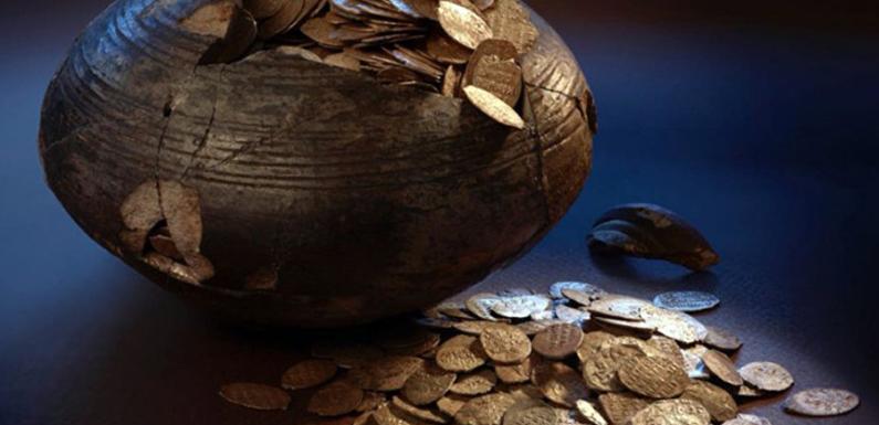 В Подмосковье найдены древние монеты времен Бориса Годунова : Мозаика Newsland – комментарии, дискуссии и обсуждения новости.