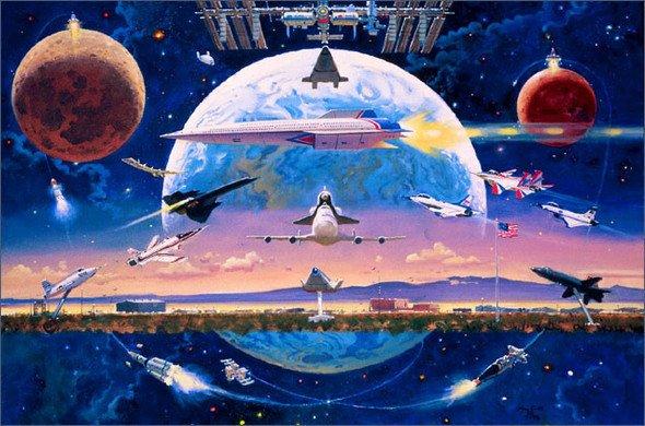 Перспективные исследовательские планы НАСА