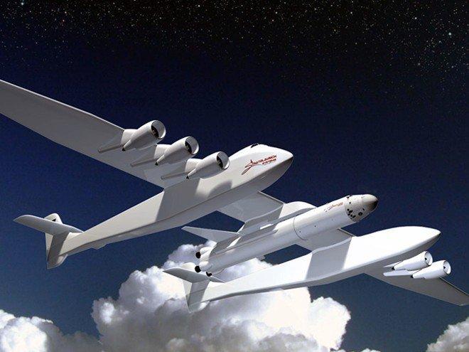 Компания Пола Аллена готовит орбитальный самолёт для запуска со Stratolaunch : Наука и технологии Newsland – комментарии, дискуссии и обсуждения новости.