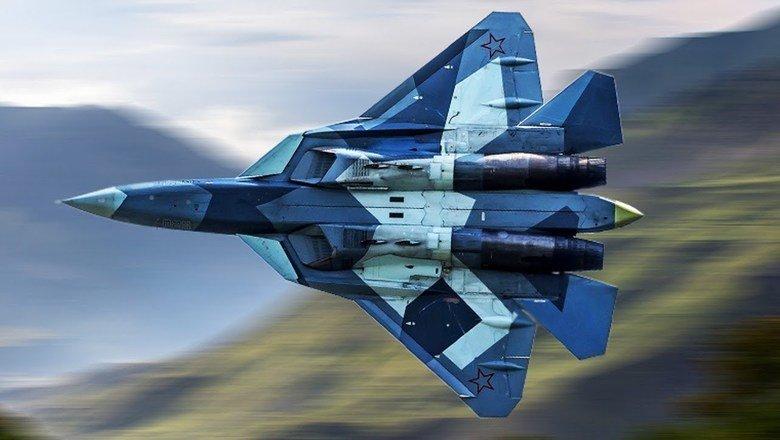 ВС РФ пополнятся дюжиной Су-57