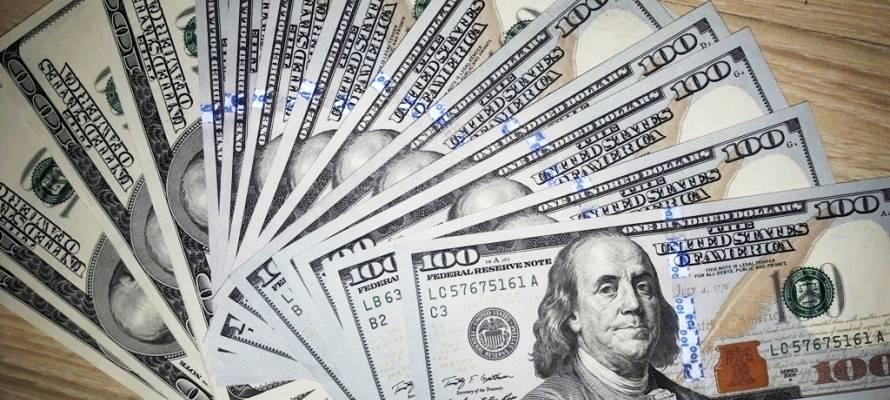 Доллар обновил максимум почти за два с половиной года