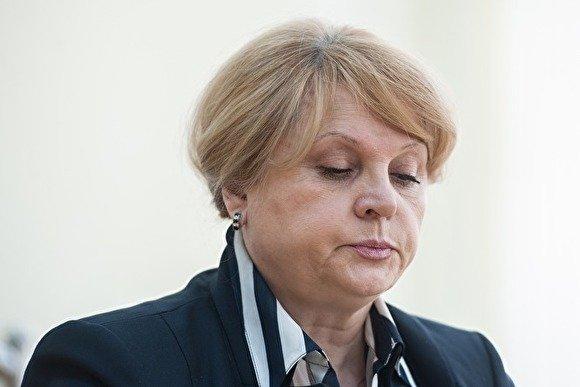 Памфилова расплакалась, рассказывая о ситуации с выборами в Приморье