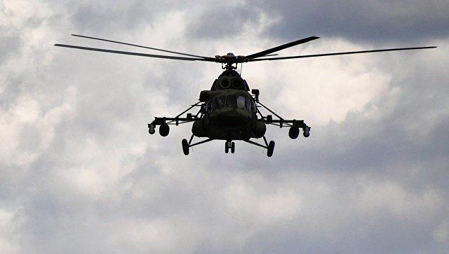 Поиски пропавшего в Иркутской области МИ-8 отложили до рассвета