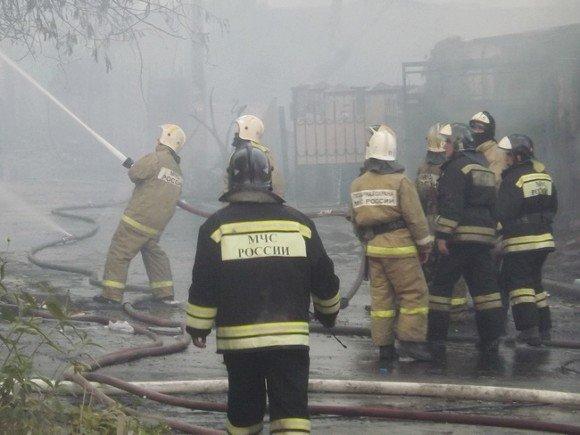 В Дзержинске очередное ЧП на химпредприятии: взрыв и пожар