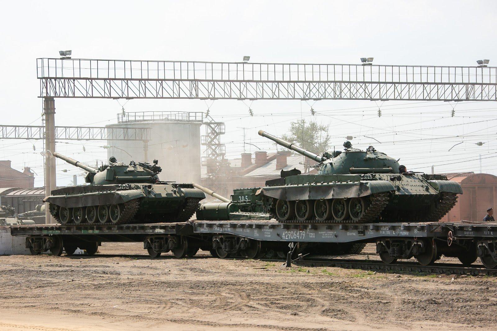 Как российские танки везут из Бурятии боевикам на Донбасс : Политика Newsland – комментарии, дискуссии и обсуждения новости.