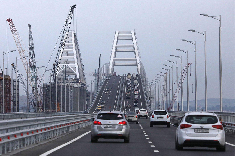 Киев придумал наказание для строителей Крымского моста : Экономика и бизнес Newsland – комментарии, дискуссии и обсуждения новости.