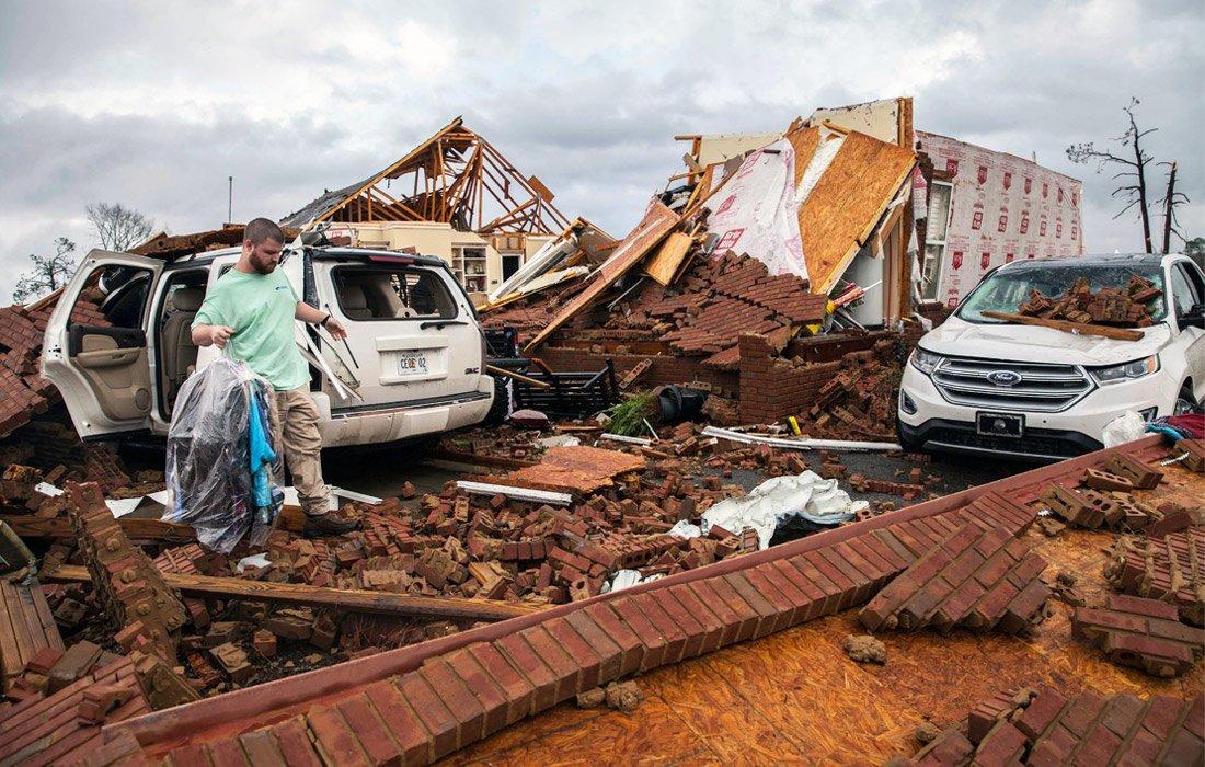 Ураган «Флоренс» достигнет побережья США 13 сентября