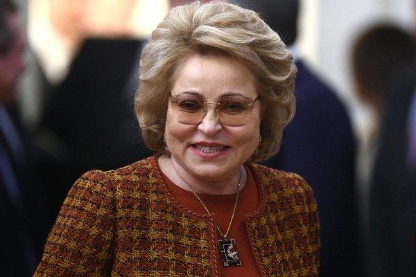 Матвиенко восхитилась Пхеньяном : Общество Newsland – комментарии, дискуссии и обсуждения новости.
