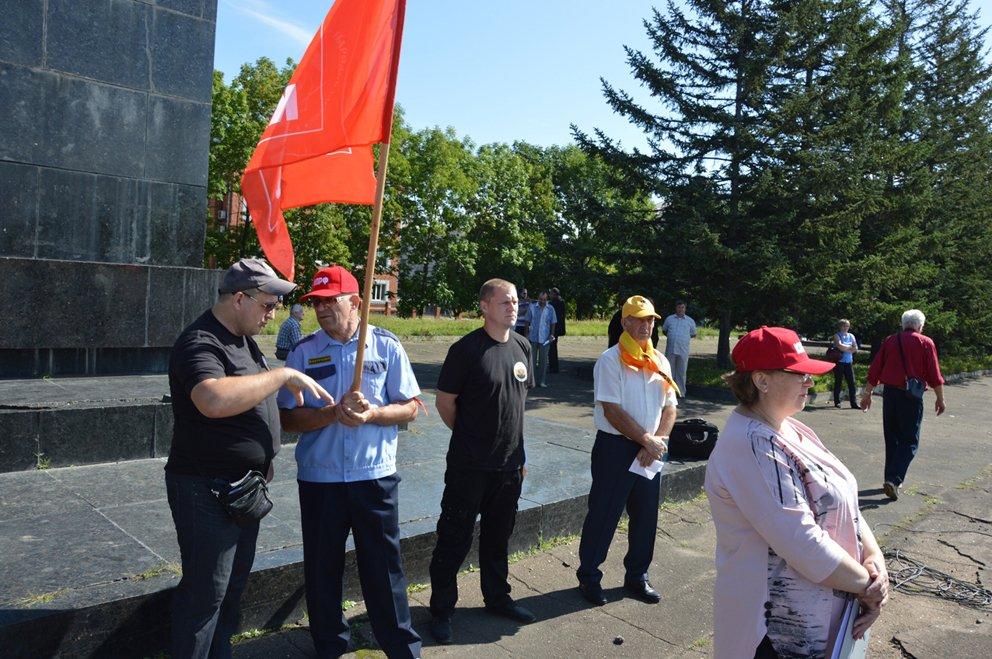 Хайп перед Единым днём голосования: митинги КПРФ с треском провалились : Общество Newsland – комментарии, дискуссии и обсуждения новости.