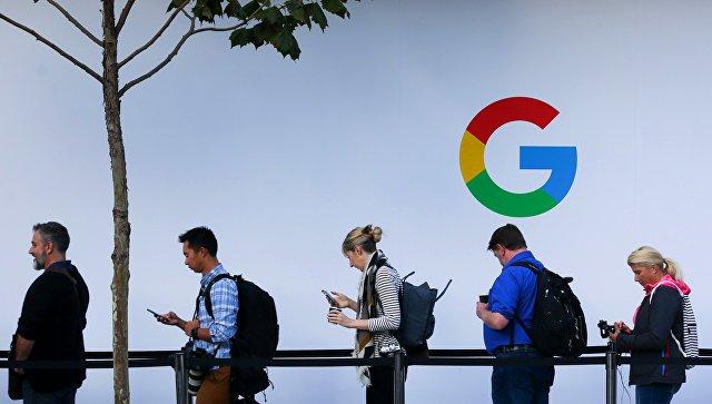 Прокуратура предупредила Google о недопустимости вмешательства в выборы