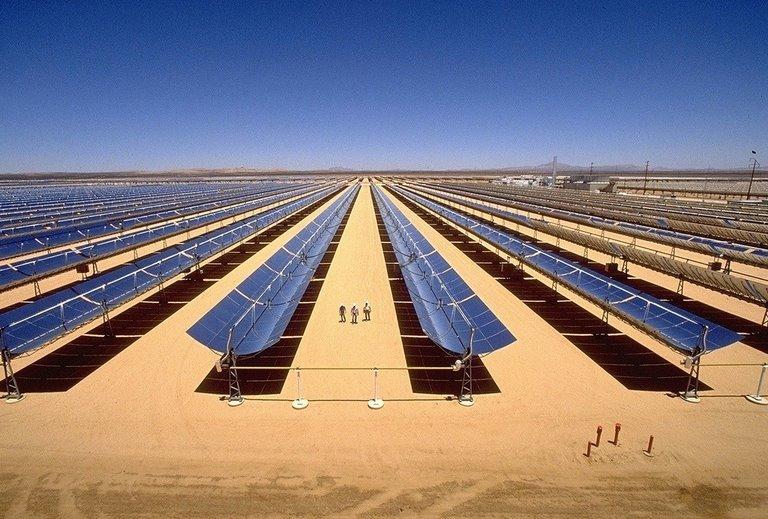 Крупные СЭС и ВЭС в Сахаре принесут в пустыню дожди и богатую флору : Наука и технологии Newsland – комментарии, дискуссии и обсуждения новости.