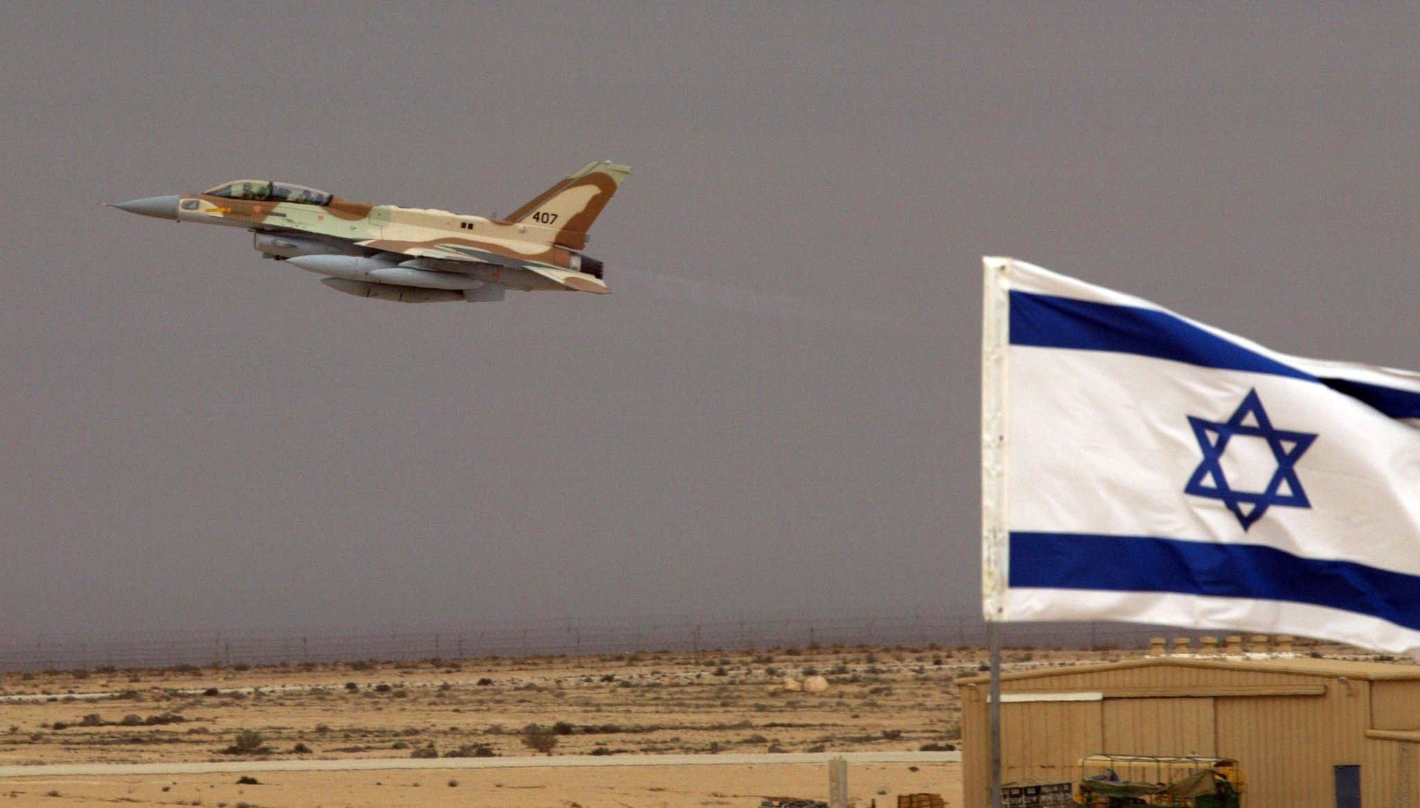 Израильская авиация готова противостоять российским С-300