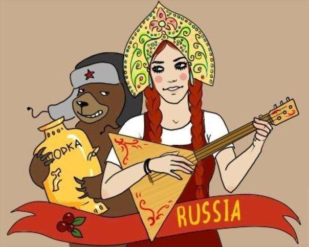 10 мифов о России : Общество Newsland – комментарии, дискуссии и обсуждения новости.