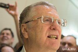 Жириновский устроил драку на митинге