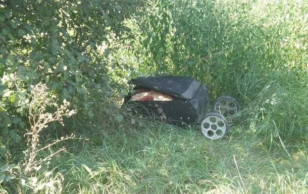 Под Киевом нашли чемодан с расчлененным телом женщины. : Происшествия Newsland – комментарии, дискуссии и обсуждения новости.