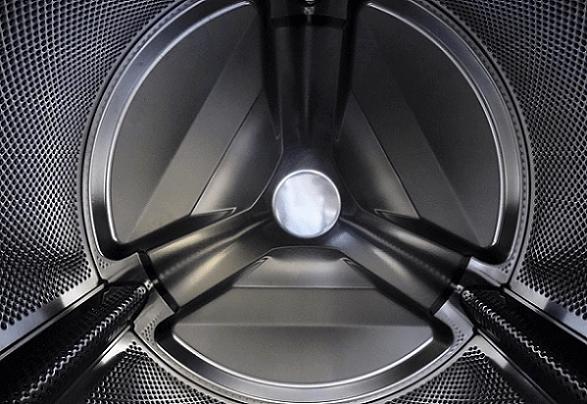Компания Vestel представила стиральную машину с прозрачными стенками