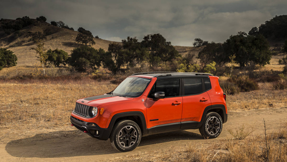 Jeep Renegade добавит плагин гибридную версию