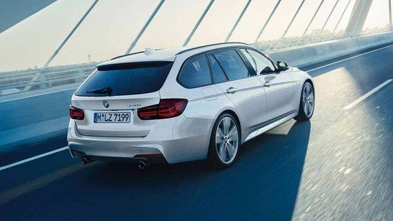 Новый BMW 3-серии может наконец обзавестись вариантом M3 универсал