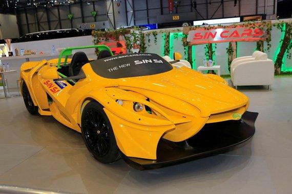 Болгарский производитель гоночных автомобилей надеется на IPO для создания электромобиле