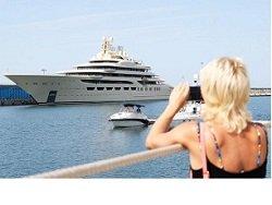 Погуляли: «Народное единство» разбилось о яхты олигархов