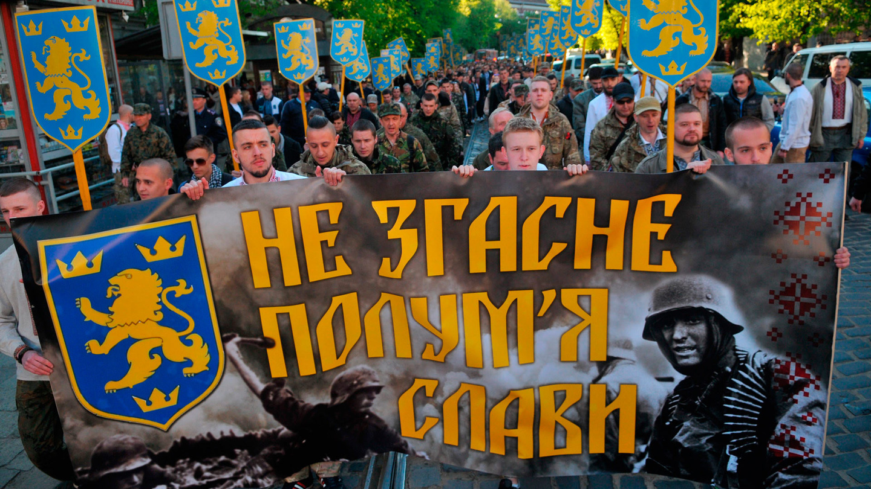 На «ценном опыте Третьего рейха» взрастает нацизм на Украине
