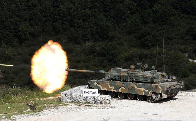 Южная Корея выдавливает нашу оборонку с мирового рынка вооружения