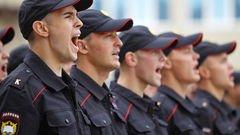 Россия лидирует по числу полицейских на душу населения