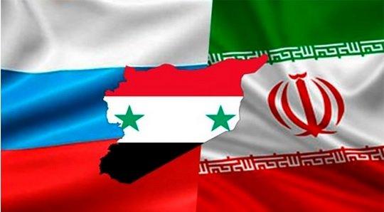 В Сирии наметился раскол. Россия воюет с Ираном
