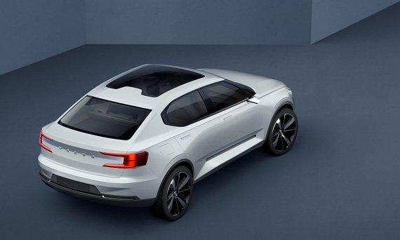 Volvo готовит преемника V40 в стиле кроссовера