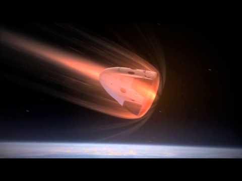 SpaceX готова к испытаниям Falcon 9 перед первым запуском пилотируемого корабля Dragon 2