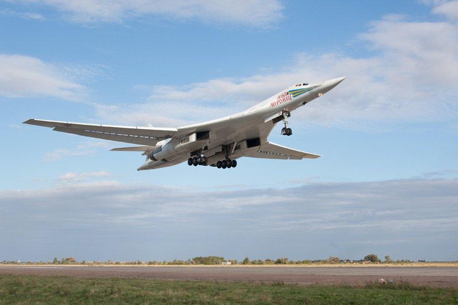 Модернизированный Ту-160 «Белый лебедь» встал на вооружение ВКС РФ