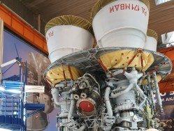 """""""Энергомаш"""" закончил сборку первого двигателя для ракеты """"Союз-5"""""""