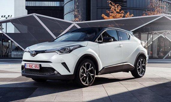 Toyota добавит электромобиль в свою европейскую линейку в 2021 году