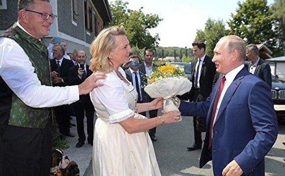 «Путин — лучший танцор»