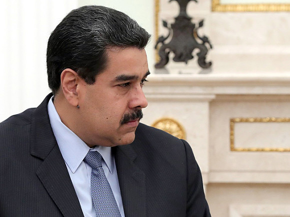 США создают коалицию для свержения президента Венесуэлы