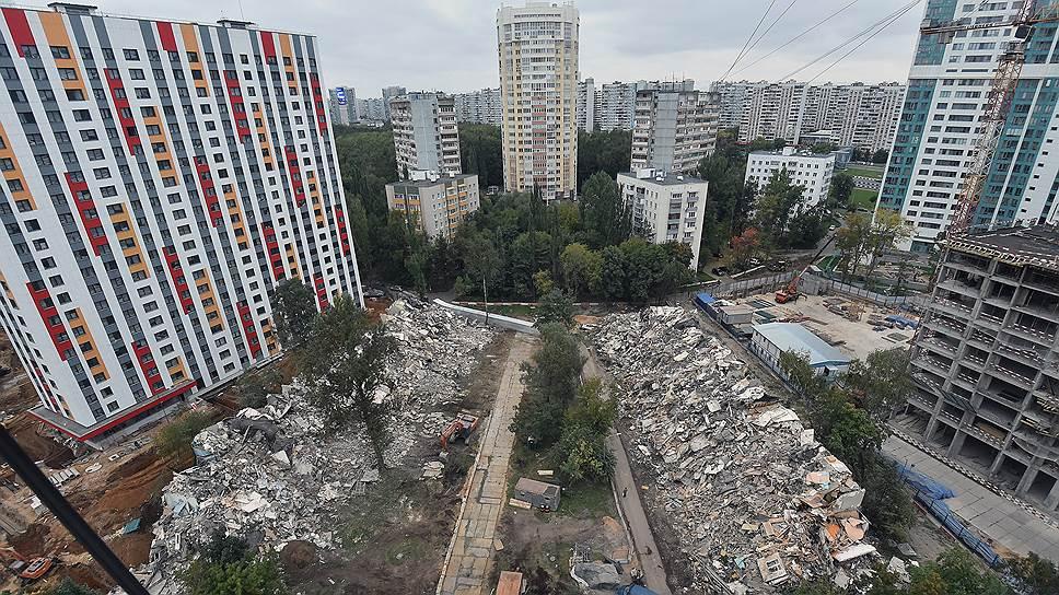 Москвичей переселят в дом, который построит сын генпрокурора?