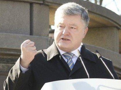 Порошенко: Украине необходимо ракетное оружие, которое сможет поражать цели в тылу РФ